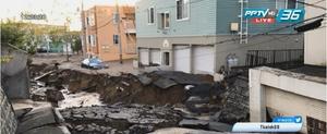 ฮอกไกโดอัมพาต หลังเผชิญแผ่นดินไหว 6.7 ตาย 8 สูญหาย 40