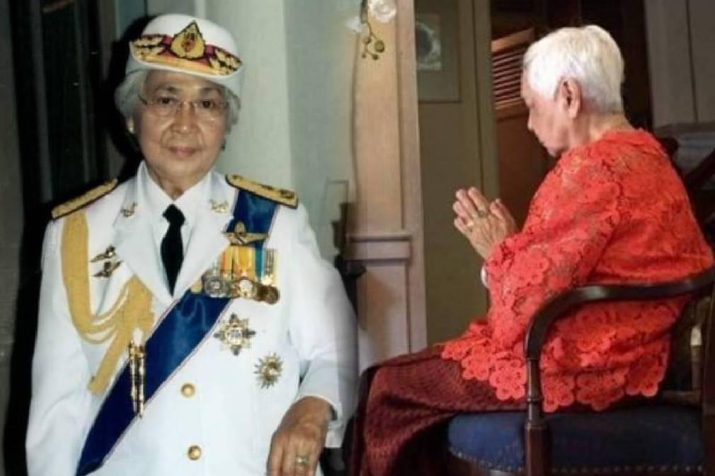 อาลัย คุณข้าหลวง 'ท่านผู้หญิงอภิรดี' พระพี่เลี้ยงฯ ถึงแก่อนิจกรรมในวัย 94 ปี
