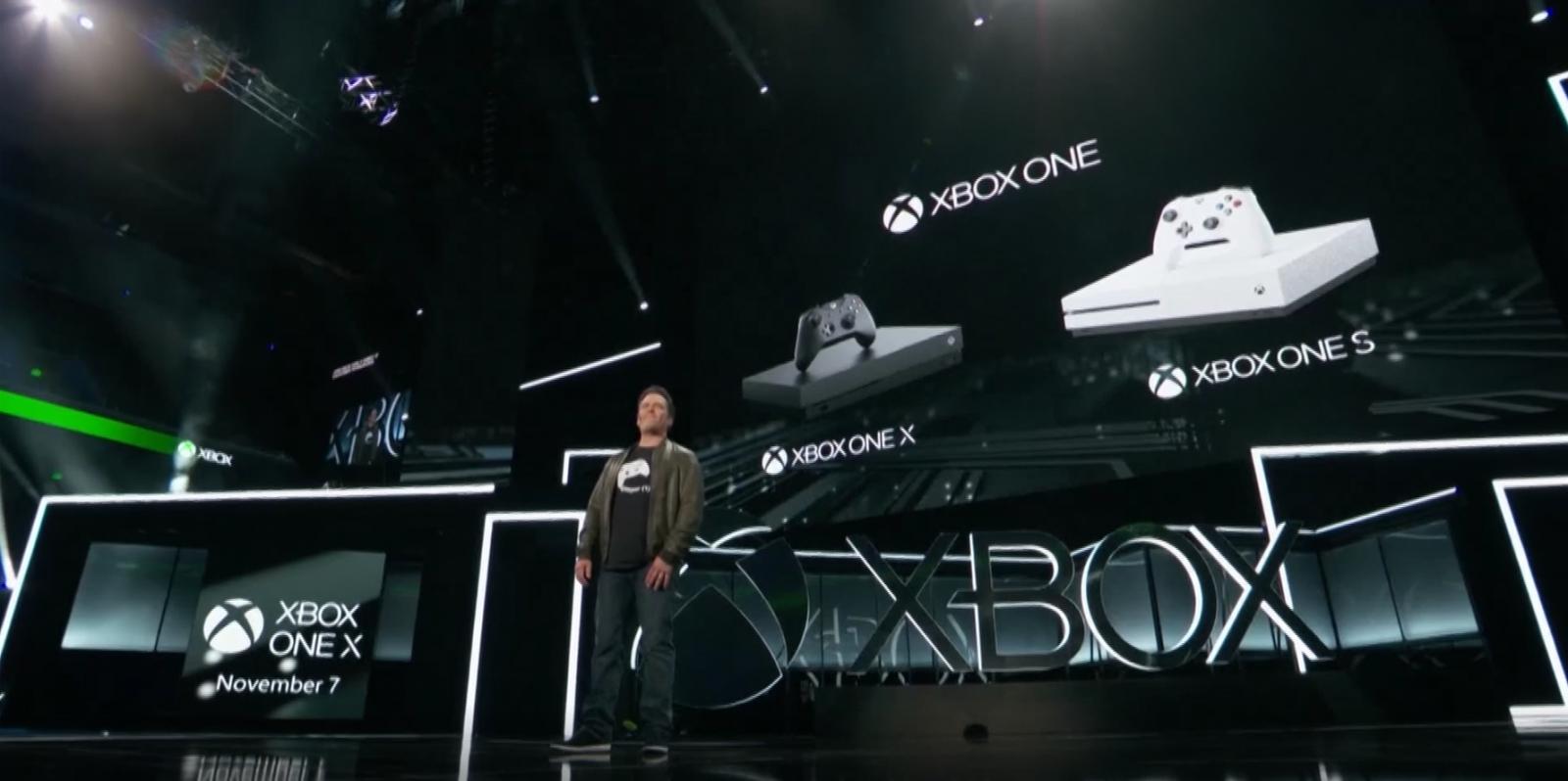 ไมโครซอฟต์เปิดตัว Xbox One X เกมคอนโซลประสิทธิภาพสูงสุด