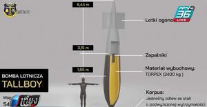 โปแลนด์ เริ่มกู้ระเบิดยักษ์ใต้น้ำยุคสงครามโลก