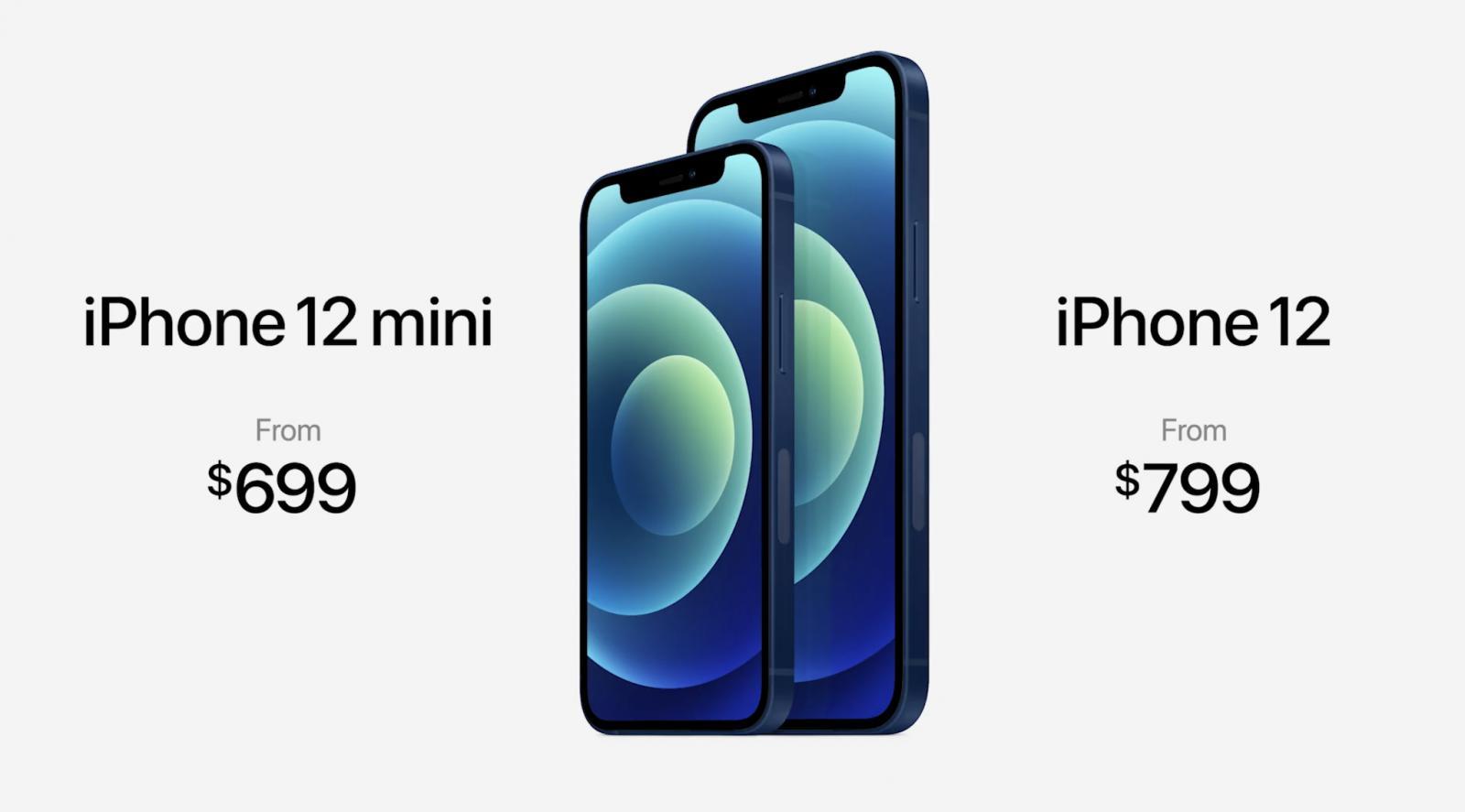 Apple  เปิดตัว Iphone12  ปรับโฉมใหม่พร้อมสเปคกล้องขั้นเทพ รองรับ 5G