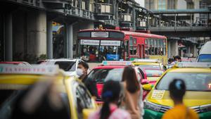 ขสมก. ให้บริการตามปกติ แต่ไม่จอดรับ-ส่ง ป้ายหยุดรถโดยสาร BTS จำนวน 10 สถานี
