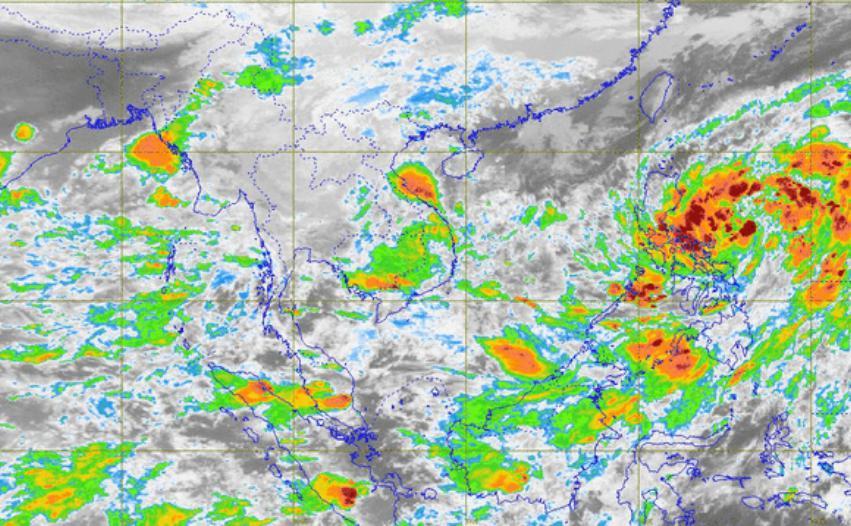 พยากรณ์อากาศวันนี้ ภาคใต้ระวังฝนตกหนัก กทม.ปริมณฑลมีฝนเพียงร้อยละ 30