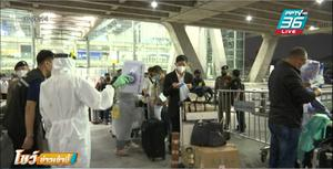"""""""อนุทิน"""" ลั่น นักท่องเที่ยวจีน ชุดแรกเข้าไทย ปลอดภัยแน่นอน"""