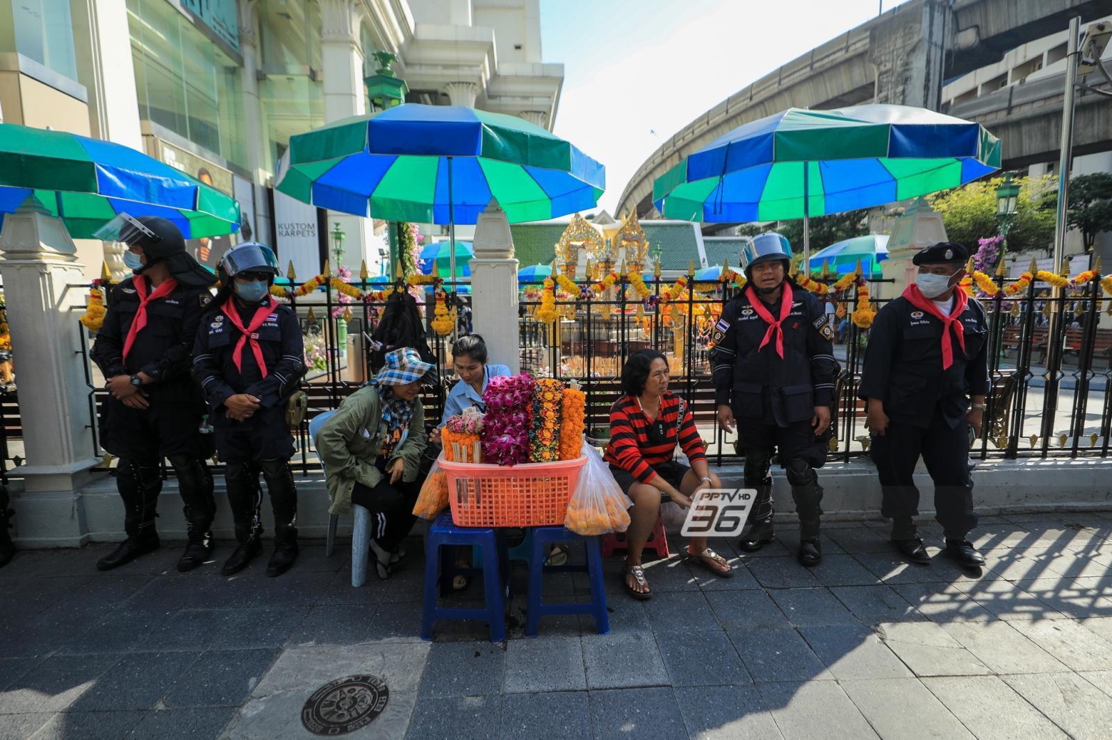 """""""แยกราชประสงค์"""" สี่แยกมหาเทพ สี่แยกมหาเศรษฐี ย้อน 10 ปี ฉากใหญ่ จุดเปลี่ยนการเมืองไทย"""