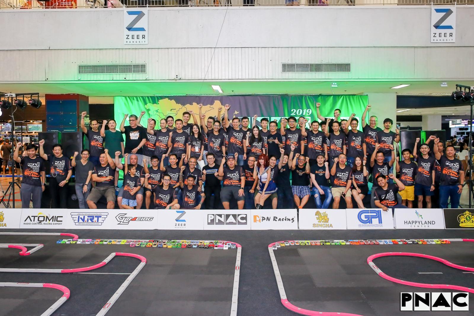 MITC งานแข่งรถบังคับวิทยุสเกลเล็ก (MiniZ) 5-8 พ.ย. 63 ทีเซียร์รังสิต
