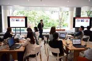 ม.หอการค้า จับมือ เหมา-เหมา ขยายช่องทางขายสินค้าออนไลน์ ช่วยผู้ประกอบการไทยสู้โควิด – 19