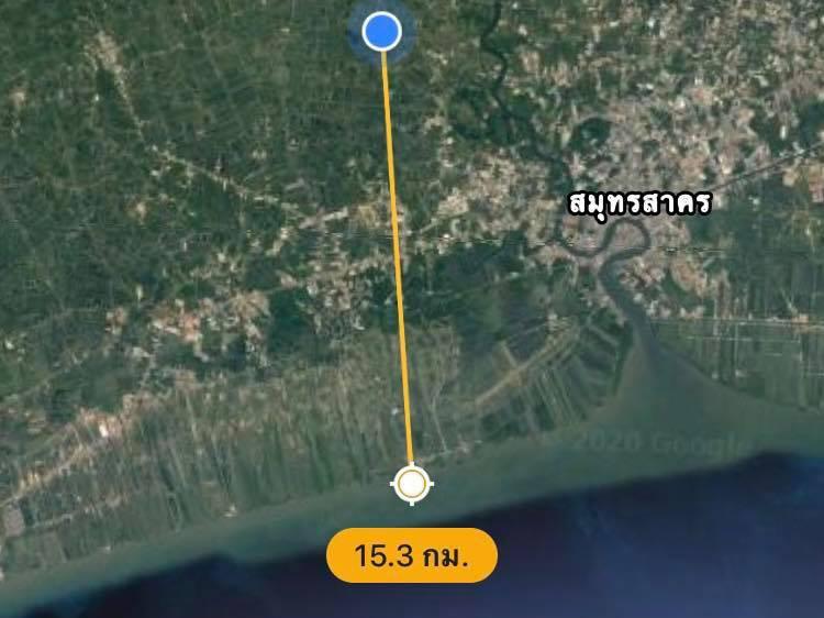 มาได้ยังไง! พบกระดูกวาฬขนาดใหญ่ ที่บ้านแพ้ว ห่างฝั่ง 15 กิโลเมตร