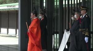"""ญี่ปุ่นสถาปนา """"เจ้าชายอากิชิโนะ"""" เป็นมงกุฎราชกุมาร"""