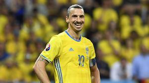 """""""อิบรา"""" ยัน ไม่คิดกลับไปรับใช้ทีมชาติสวีเดน"""