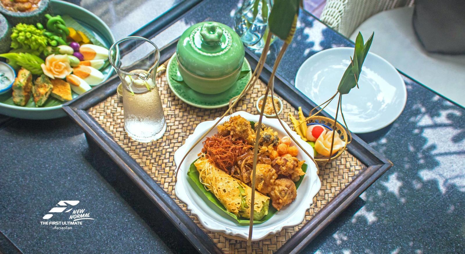 """""""Miss Siam"""" บุฟเฟ่ต์อาหารไทยโบราณ"""