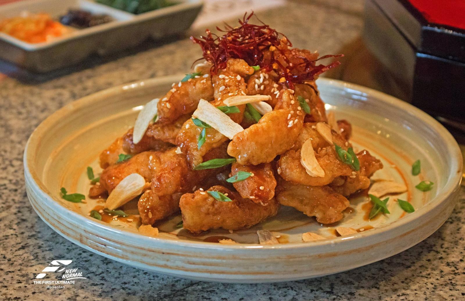 """Kongju Fine Korean Cuisine"" อาหารเกาหลีต้นตำรับ"