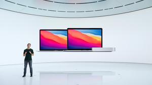 """แอปเปิล เปิดตัว """"MacBook Air"""" รุ่นใหม่ ใช้ชิปผลิตเอง แรงกว่าเดิม"""