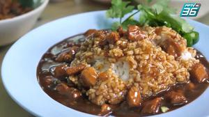 ตำนานความอร่อย 'ข้าวหน้าไก่ห้าแยก' ห้องอาหารพูนเลิศ | เปิดตำนานกับเผ่าทอง ทองเจือ | PPTV HD 36