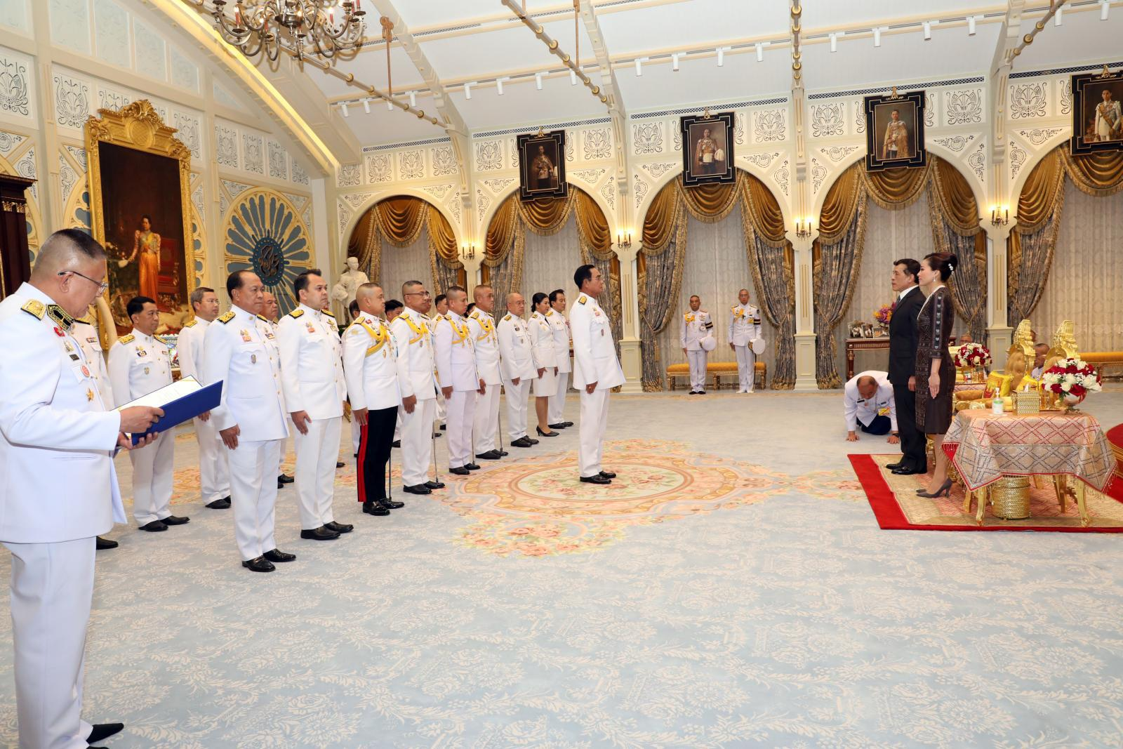 พระมหากรุณาธิคุณล้นพ้น  'ในหลวง - พระราชินี' พระราชทานโฉนดที่ดินฯ กว่า 2,400 ไร่ ให้  9 หน่วยงาน