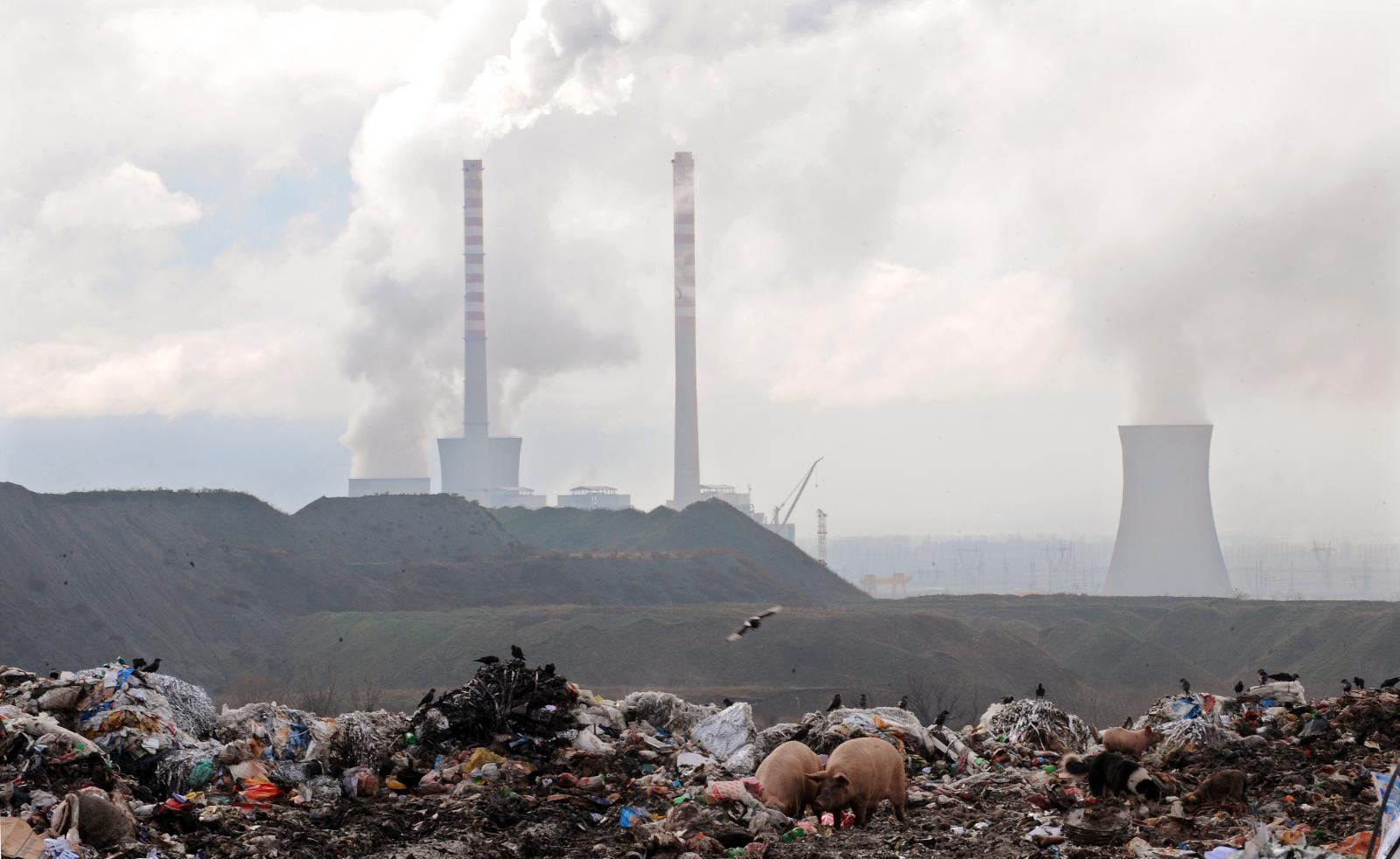 ยูเอ็นเผยก๊าซเรือนกระจกยังพุ่งทำสถิติใหม่ แม้โลกเจอโควิด
