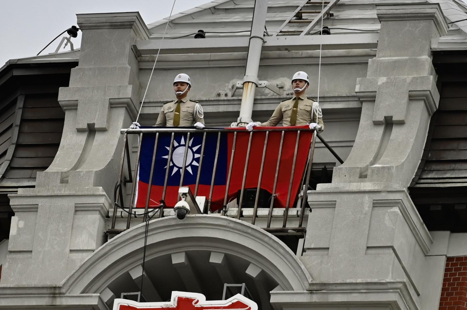 จีน เล็งขึ้นบัญชีดำกลุ่มหนุนไต้หวัน แยกตัวเป็นเอกราช