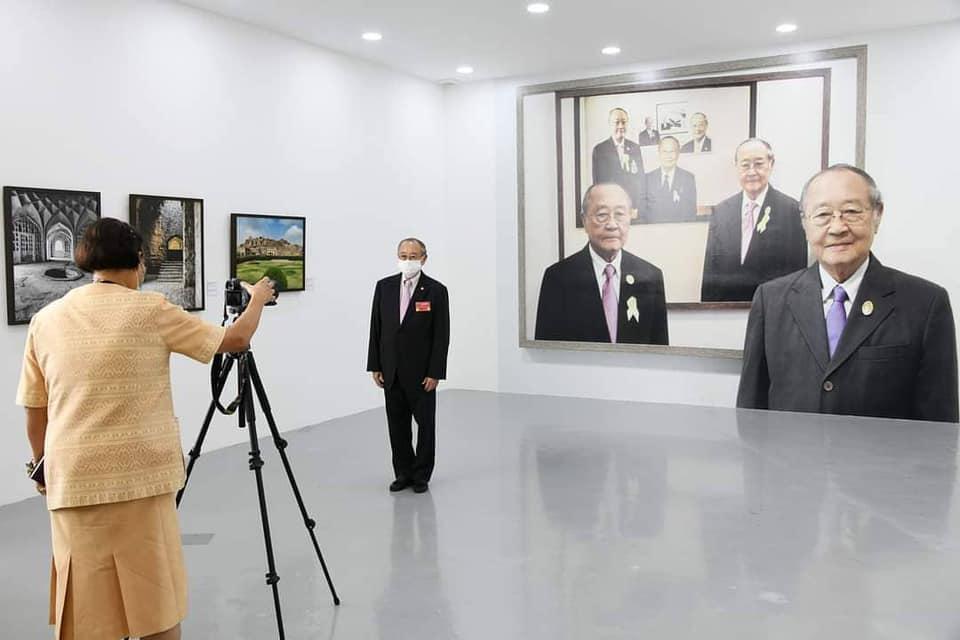 """""""สัญญาว่าจะมาทุกปี"""" กรมสมเด็จพระเทพฯ กับภาพถ่ายฝีพระหัตถ์ ทรงรับสั่ง """"ไม่แน่ใจว่าจะลงกินเนสส์บุ๊กได้หรือยัง.."""""""