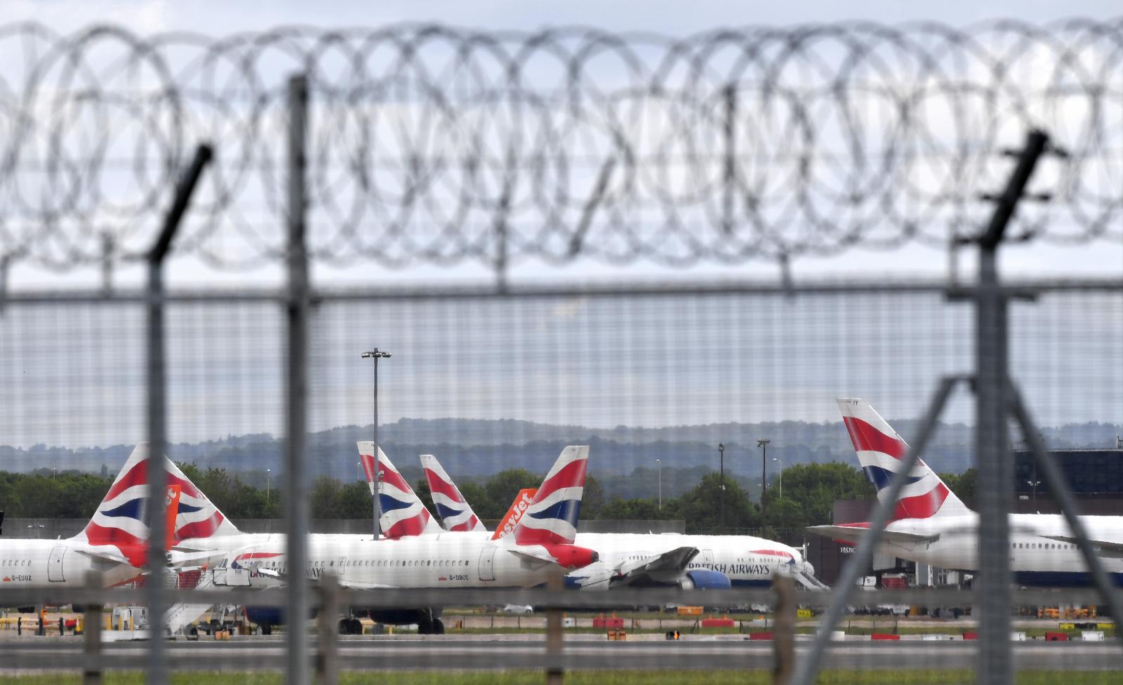 หลายชาติยุโรปห้ามเที่ยวบินอังกฤษเข้าประเทศ