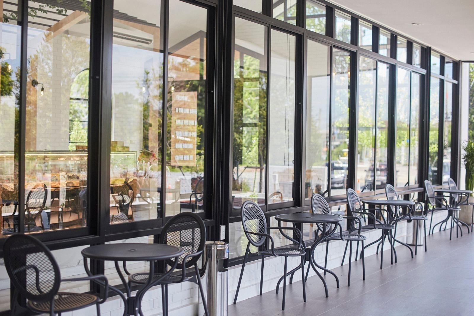 D'Presso Cafe & Restaurant คาเฟ่สายชิลครบทั้งคาวหวาน