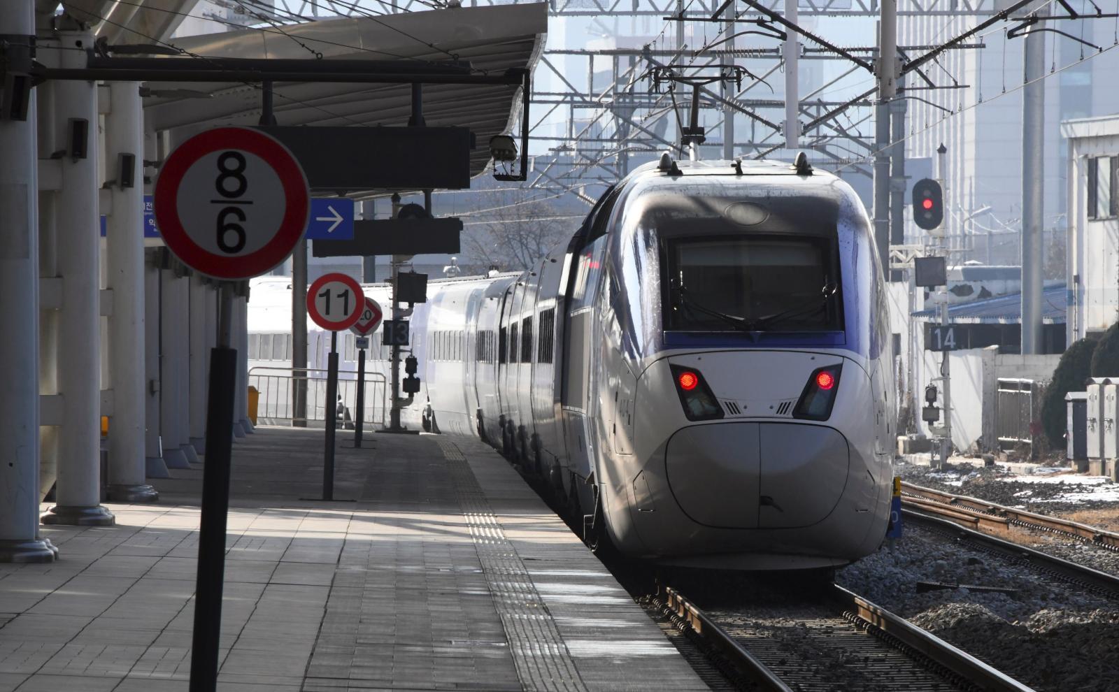 เกาหลีใต้ เตรียมใช้รถไฟฟ้าความเร็วสูง แทนรถไฟดีเซลทั้งหมด ภายในปี 2029