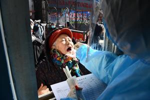 จีน สั่งล็อกดาวน์ปชช. 11 ล้านคน หลังโควิดระบาดรอบใหม่ วันเดียวติดเชื้อนับร้อย