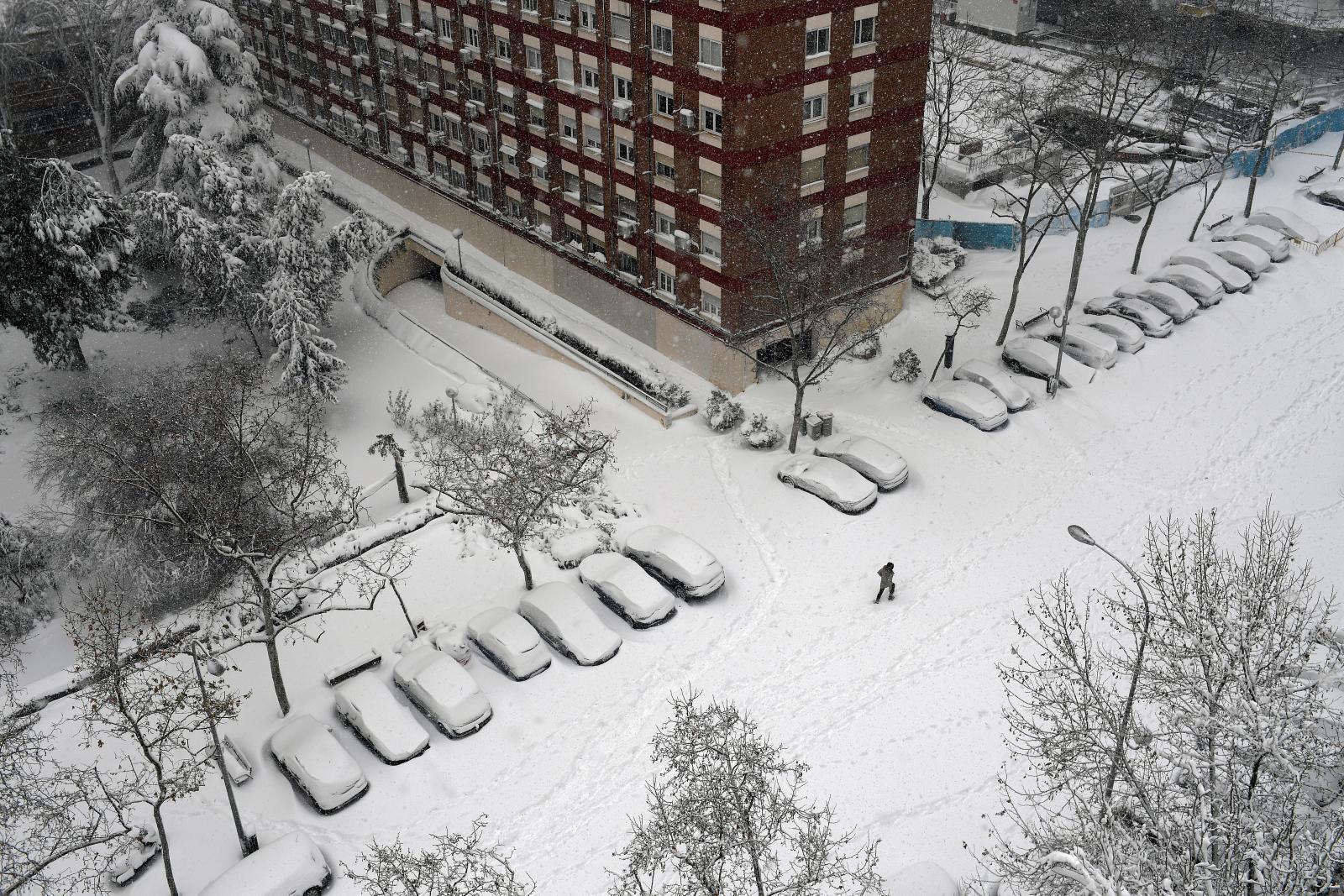 หนาวสะท้านโลก หิมะถล่มหลายประเทศหนักสุดเป็นประวัติการณ์