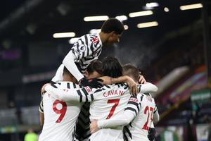 แมนฯยู บุกชนะ เบิร์นลีย์  1-0 แซงขึ้นจ่าฝูงพรีเมียร์ลีก