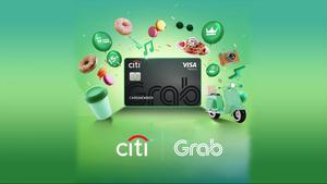 ฉลอง 1 ปี แห่งความสำเร็จบัตรเครดิต Citi Grab มอบสิทธิประโยชน์ใหม่สุดคุ้มค่า จัดเต็มโปรโมชั่นรับเทศกาลปีใหม่