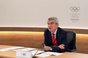 """""""ไอโอซี"""" เตรียมแจกวัคซีนฉีดนักกีฬาลุยโอลิมปิกโตเกียว"""