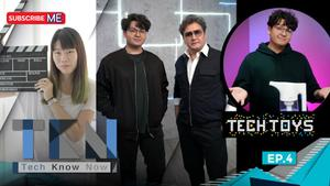 Tech Know Now EP.4 | Egret สเปรย์พ่นฆ่าแบคทีเรีย | PPTV HD 36