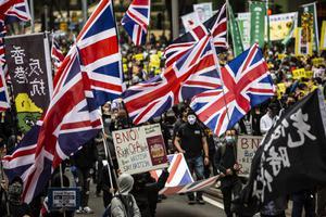 อังกฤษ เปิดให้ชาวฮ่องกงขอวีซ่าพิเศษ ชี้ จีน ละเมิดสนธิสัญญาคืนเกาะ