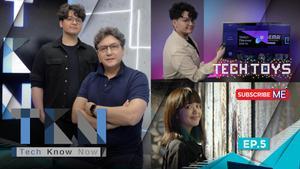 Tech Know Now EP.5 | หลอดไฟรีโมทคอนโทรล | PPTV HD 36