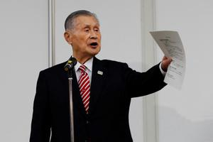 คนญี่ปุ่นนับแสนร่วมขับไล่ปธ.จัดโอลิมปิก