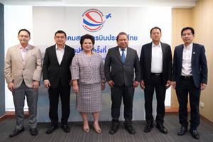 """สมาคมสายการบินประเทศไทย แต่งตั้ง """"พุฒิพงศ์ ปราสาททองโอสถ"""" นายกสมาคมฯ คนแรก"""