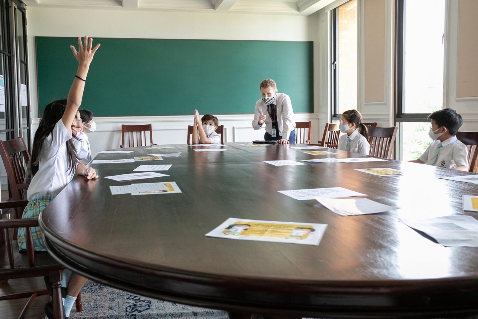 พ่อแม่มือใหม่ ต้องดู! รวม 10 ข้อควรถาม เฟ้นหาโรงเรียนอินเตอร์ฯให้ลูก