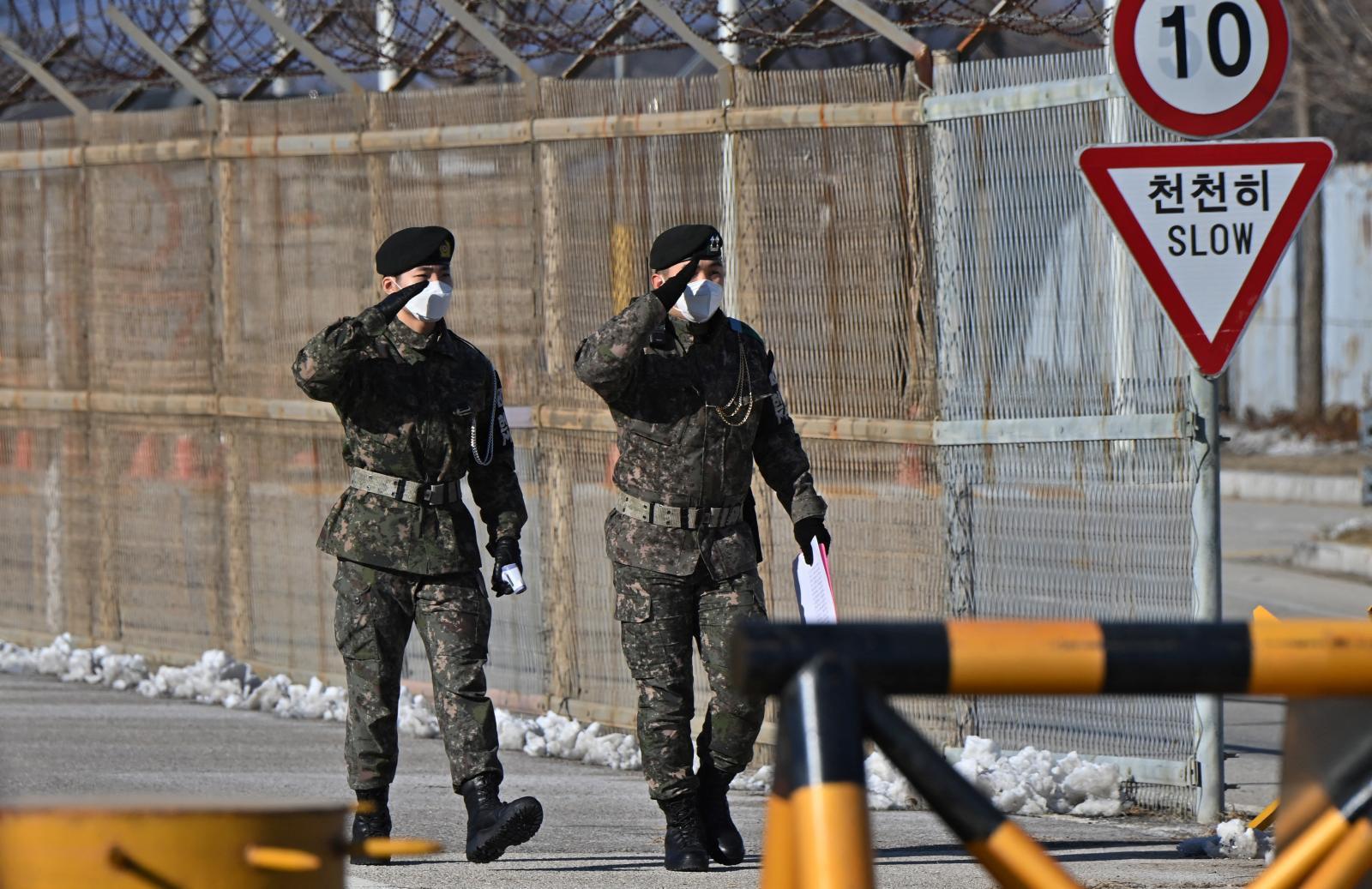 ชายเกาหลีเหนือแปรพักตร์รอดตรวจจับหลายชม.