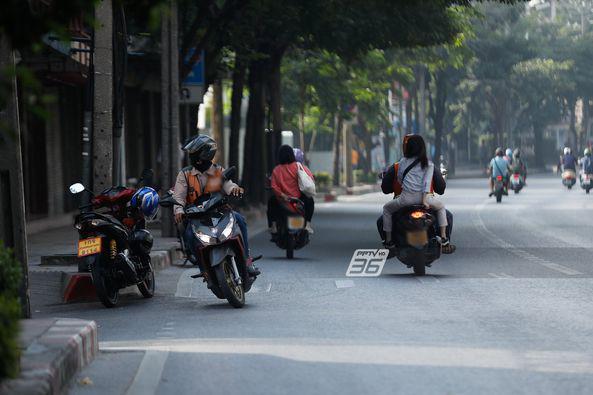 ผลวิจัยชี้ คนไทยขี่มอเตอร์ไซค์ ขาดทักษะประเมินสถานการณ์เสี่ยง ต้นตออุบัติเหตุพุ่ง!