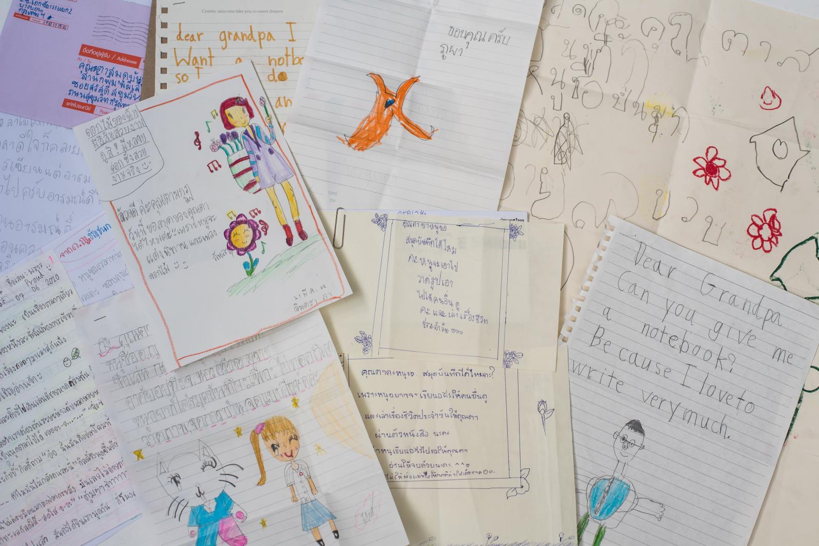 ชวนเด็กคิด อ่าน เขียน ผ่านวิธีสมุดบันทึกของศิลปินแห่งชาติ 'มกุฏ อรฤดี'