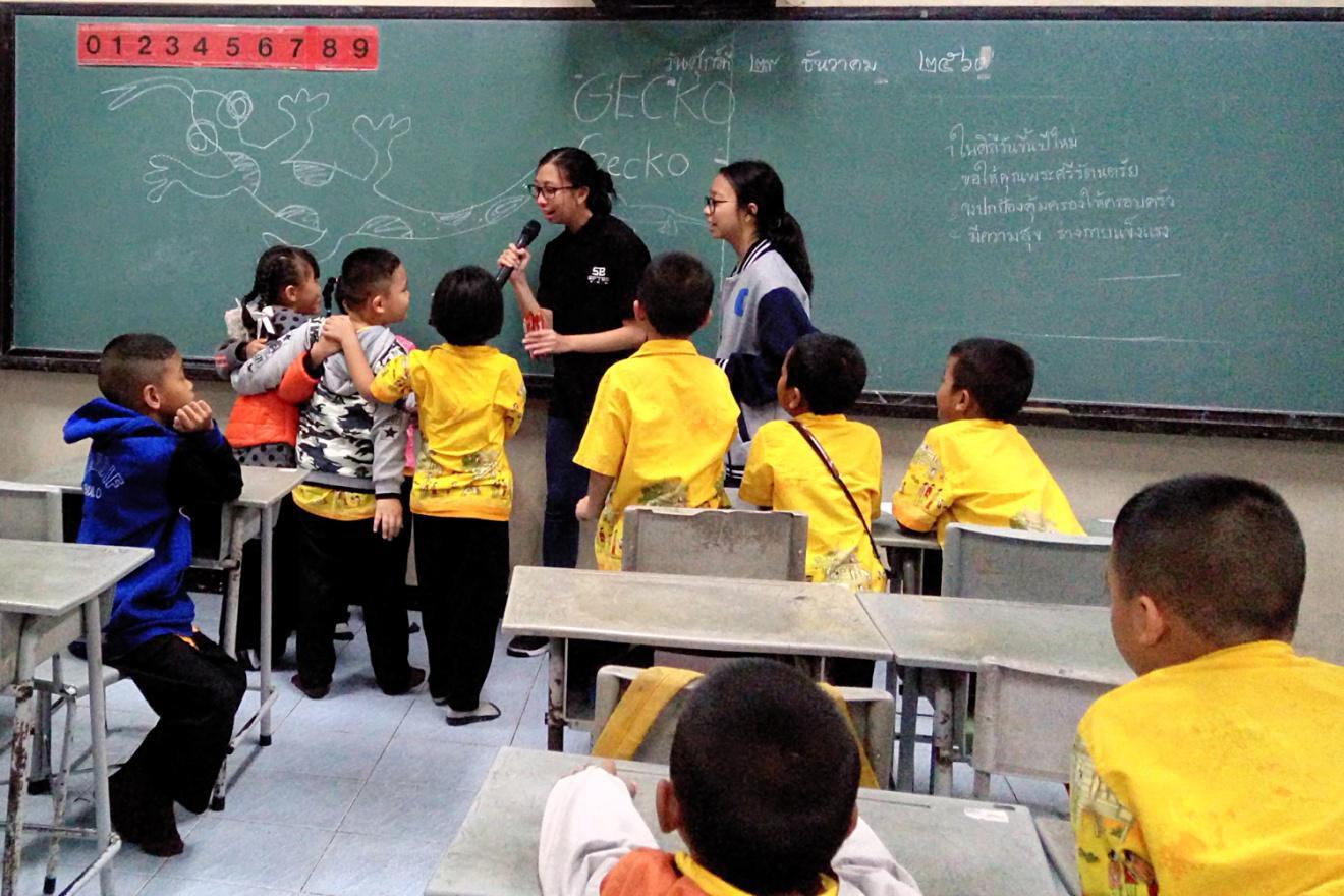 """""""ไอเดีย – ไอซี"""" เส้นทางสู่ 'อวกาศ' ของเด็กไทยที่เริ่มต้นจากนิทาน จินตนาการ และการเรียนรู้ โดยไม่หยุดแค่คำว่า… เป็นไปไม่ได้"""