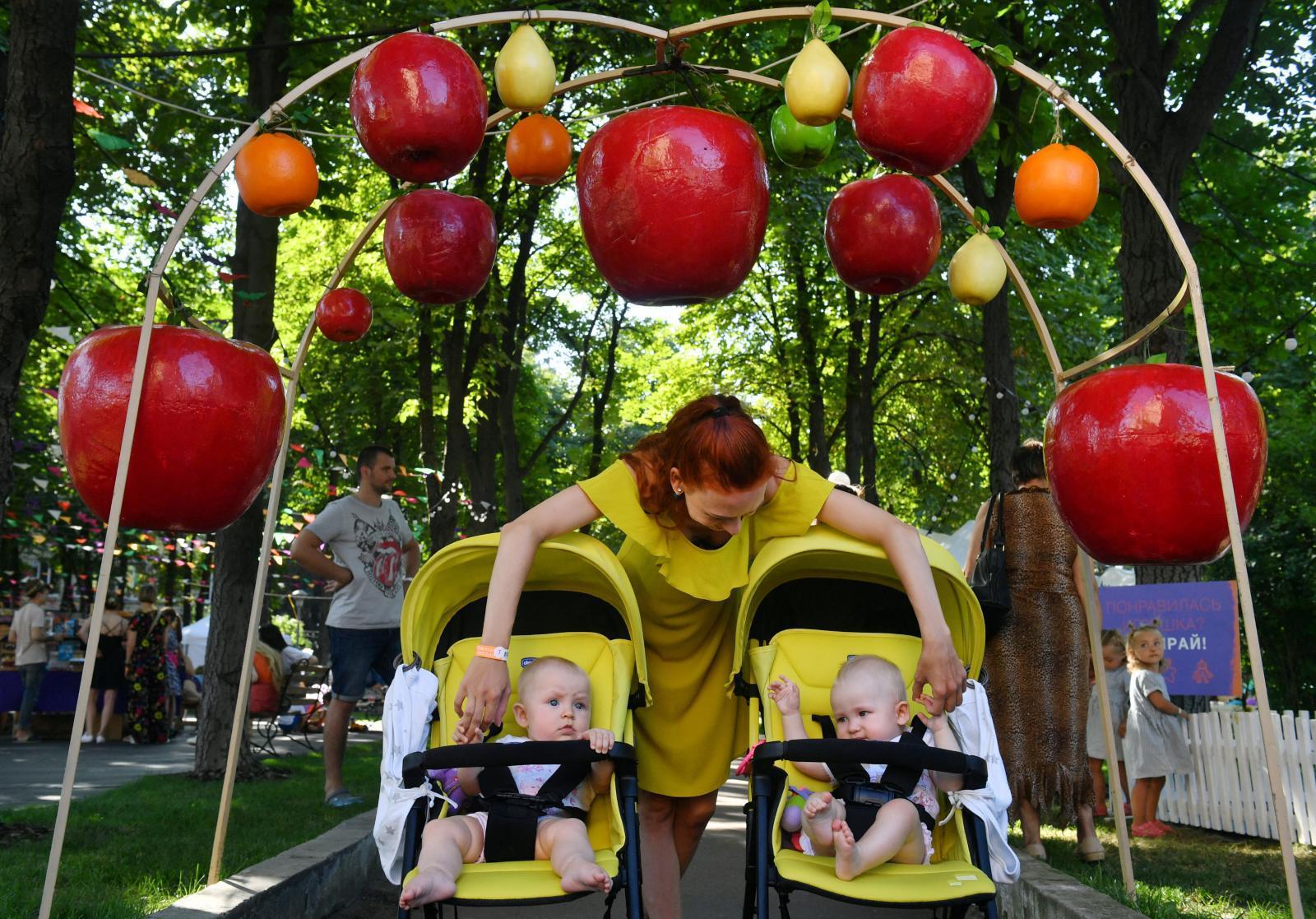 วิจัยเผยทั่วโลกมีเด็กแฝดเกิดมากกว่าที่เคย