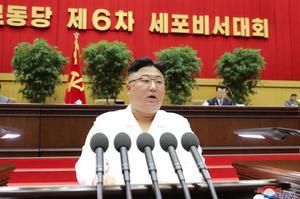 """""""คิม จองอึน"""" ยอมรับ เกาหลีเหนือ เผชิญสถานการณ์เลวร้าย"""
