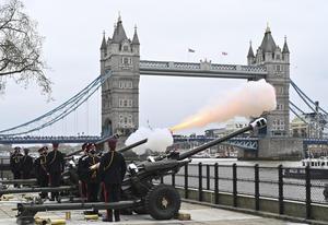 อังกฤษเตรียมยิงสลุตอาลัยเจ้าชายฟิลิป