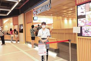 เซ็นทรัลเวิลด์ แจงปมลูกค้ารอรับบัตรคิว เข้าร้านอาหารญี่ปุ่น