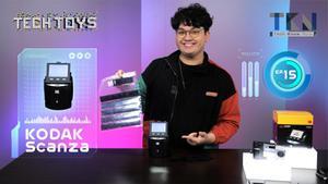 Tech Know Now EP.15 | Kodak Scanza เครื่องสแกนฟิล์มแบบดิจิตอล | PPTV HD 36
