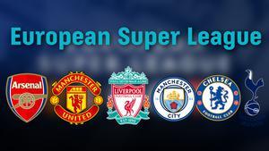 """12 ทีมยุโรปไม่สนยูฟ่า ยันตั้ง """"ซูเปอร์ลีก"""""""