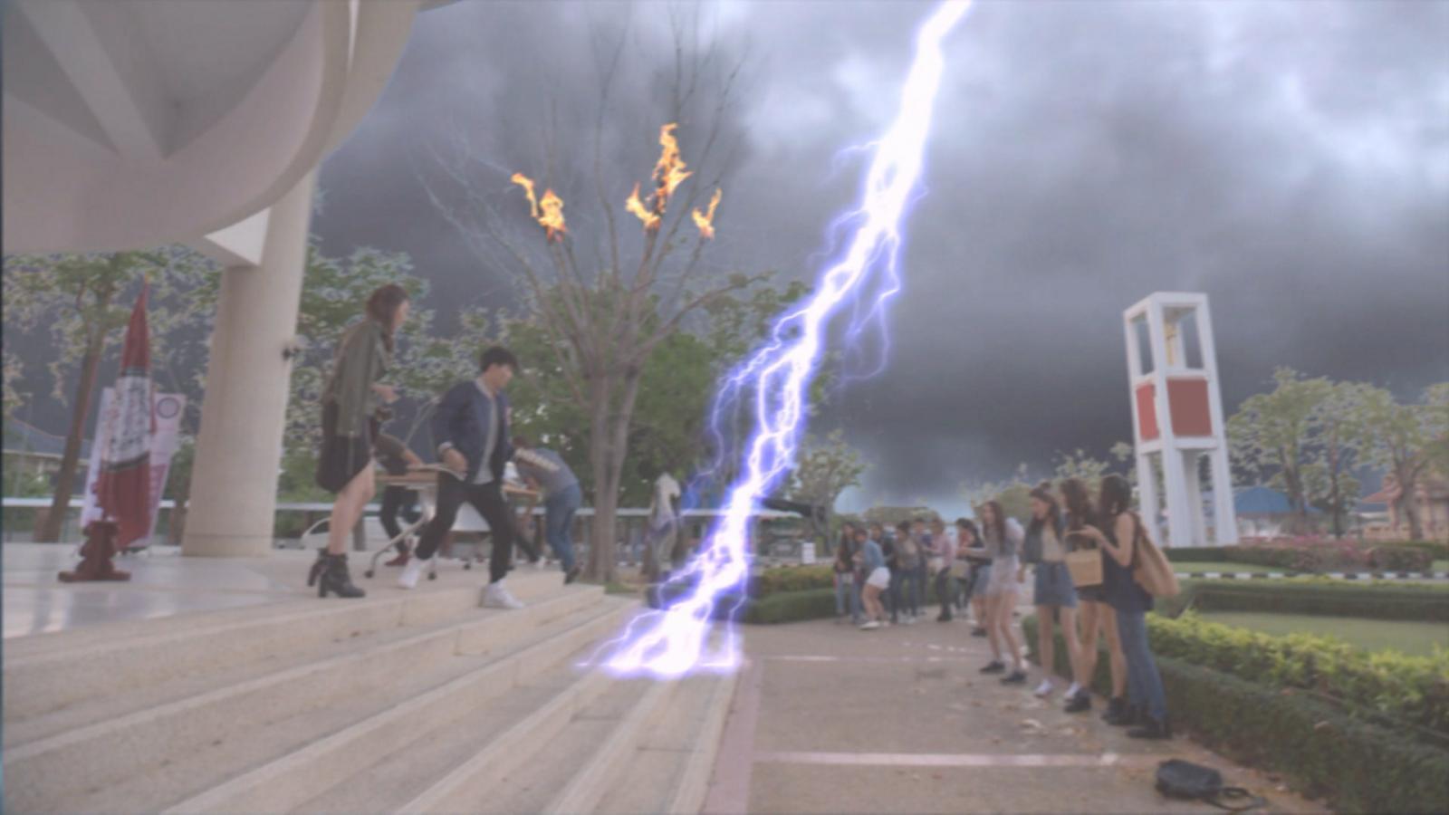 ธิดาซาตาน EP.2 | ฟินสุด | พลังแห่งธาตุไฟ