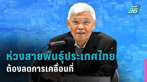 """""""นพ.ยง"""" ไม่อยากเห็นโควิดสายพันธุ์ประเทศไทย แนะหยุดการเคลื่อนที่"""
