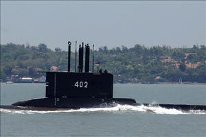 อินโดนีเซียเดินหน้ากู้ซากเรือดำน้ำจมทะเล-ลูกเรือทั้งหมดเสียชีวิต