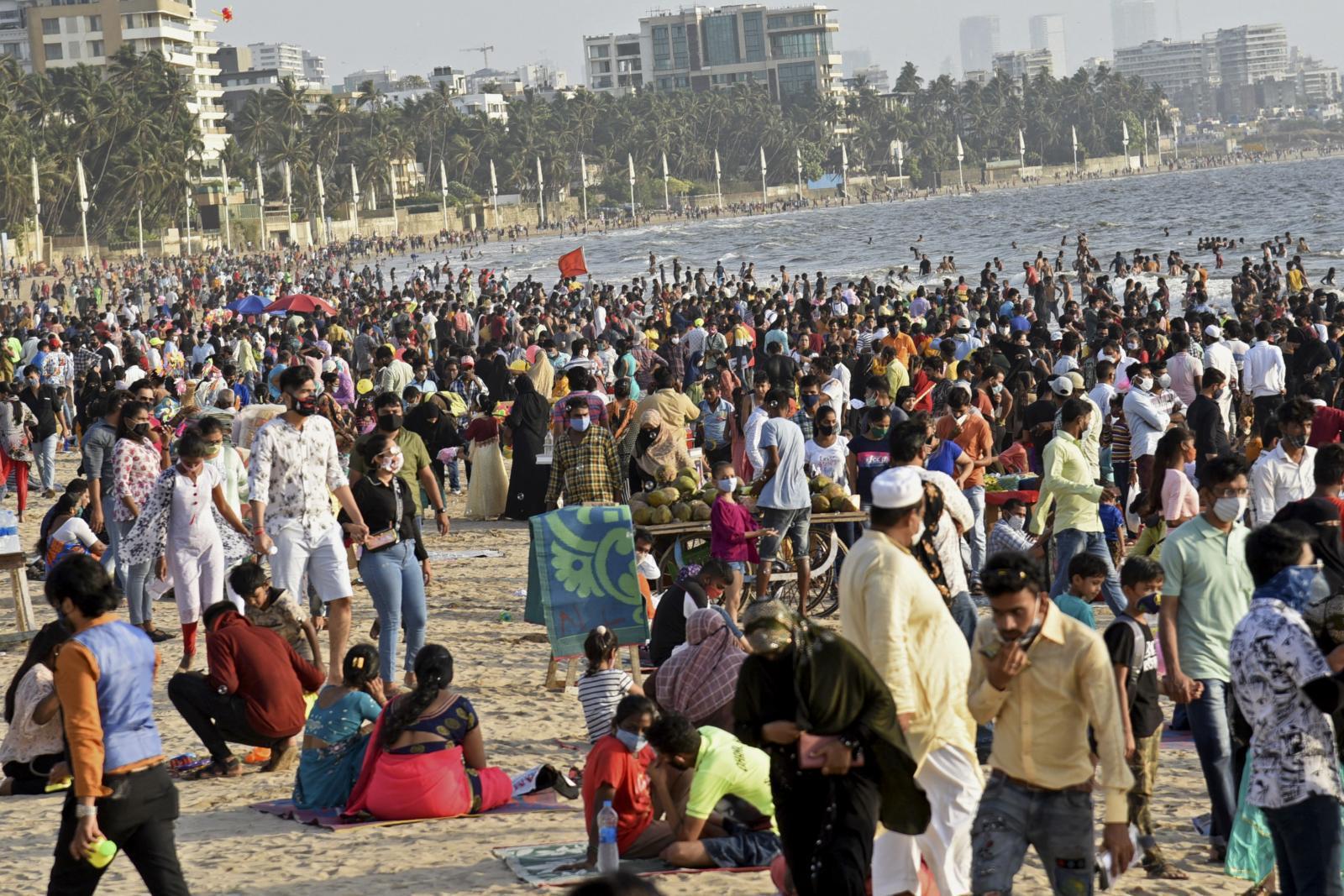 ยอดติดเชื้อโควิดที่แท้จริงใน อินเดีย อาจสูงถึง 500 ล้านคน